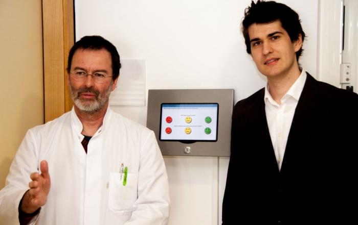 Klinik für Psychiatrie der TU München führt Tablet Befragungssystem ein